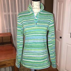 Spyder 3/4 zip pullover